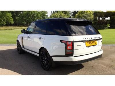 Land Rover Range Rover 5000KW for sale Farnell Land Rover Bradford
