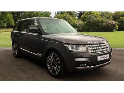 Land Rover Range Rover 4367KW for sale Farnell Land Rover Bradford