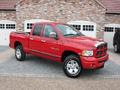 Dodge Ram 5700KW for sale Portland Of Bawtry Ltd