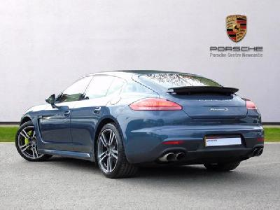 Porsche Panamera 2995KW for sale Porsche Centre Newcastle