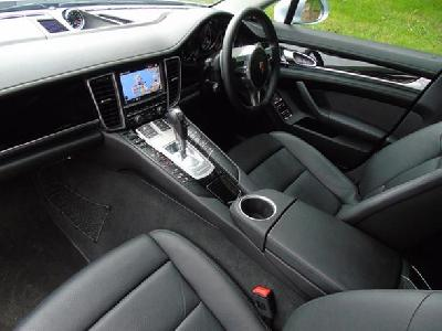 Porsche Panamera 2967KW for sale Porsche Centre Newcastle