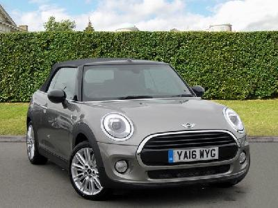 Mini Convertible 1499KW for sale JCT600