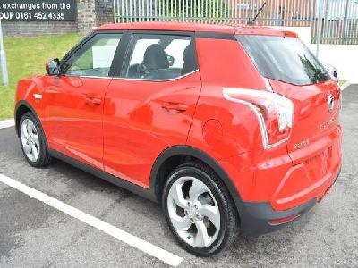 Ssangyong Tivoli 1597KW for sale RRG Kia Bury