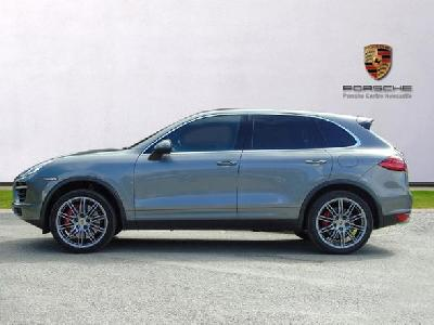 Porsche Cayenne 4806KW for sale Porsche Centre Newcastle