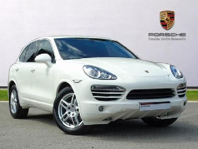 Porsche Cayenne 2967KW for sale Porsche Centre Newcastle