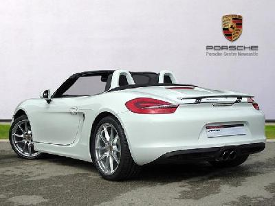 Porsche Boxster 2706KW for sale Porsche Centre Newcastle