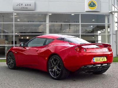 Lotus Evora 3456KW for sale Brooklands Lotus
