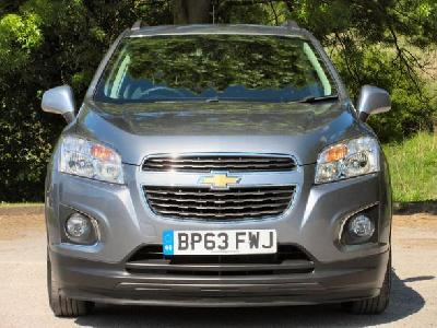 Chevrolet Trax 1598KW for sale Halesowen Motor House