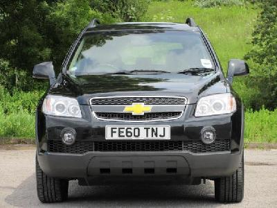 Chevrolet Captiva 1991KW for sale Halesowen Motor House