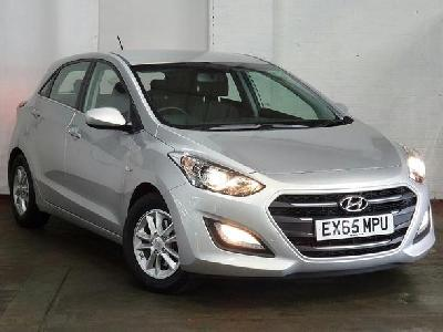 Hyundai I30 1582KW for sale Arnold Clark Fiat / Jeep / Chrysler (Ayr)