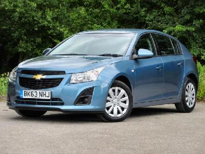 Chevrolet Cruze 1686KW for sale Halesowen Motor House