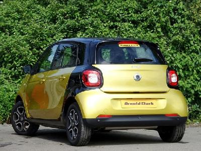 Smart Fortwo 999KW for sale Arnold Clark Kia / Jeep / Chrysler (Perth)