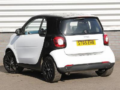 Smart Fortwo 898KW for sale Arnold Clark Used Car Centre (Dundee)