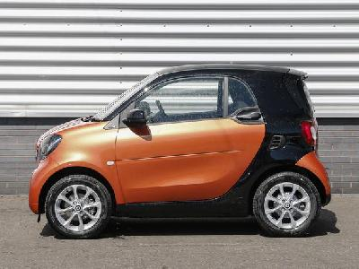 Smart Fortwo 999KW for sale Arnold Clark Used Car Centre (Dundee)
