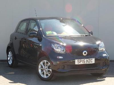Smart Fortwo 999KW for sale Arnold Clark Kia (Kirkcaldy)