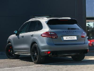 Porsche Cayenne 4806KW for sale Harry Fairbairn BMW Inverness