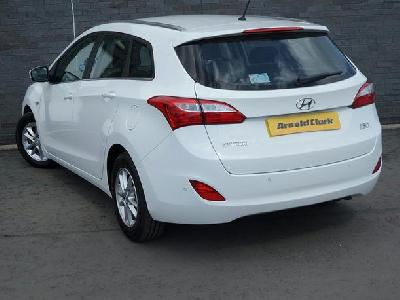 Hyundai I30 1582KW for sale Arnold Clark Renault / Dacia (Dumfries)