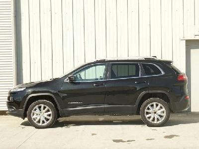 Jeep Cherokee 2184KW for sale Arnold Clark Fiat / Jeep / Chrysler (Elgin)