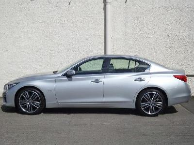 Infiniti Q50 2143KW for sale Arnold Clark Falkirk Fiat/Abarth