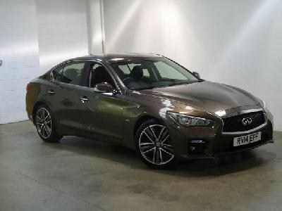 Infiniti Q50 2143KW for sale Arnold Clark Glasgow South Street Motorstore