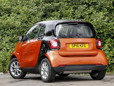 Smart Fortwo 999KW for sale Mercedes-Benz of Perth