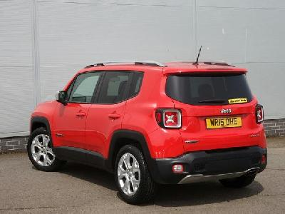 Jeep Renegade 1598KW for sale Arnold Clark Motorstore/ Hyundai (Iverness)
