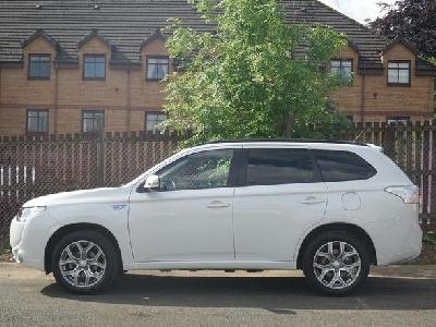 Mitsubishi Outlander 1998KW for sale Arnold Clark Vauxhall (Stirling)
