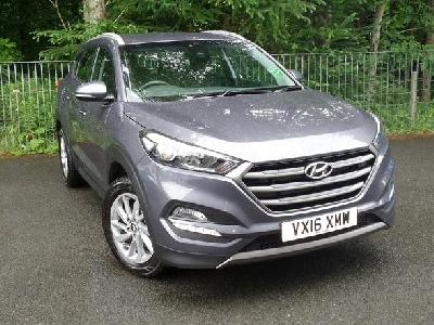 Hyundai Tucson 1685KW for sale Arnold Clark Ford Strathaven