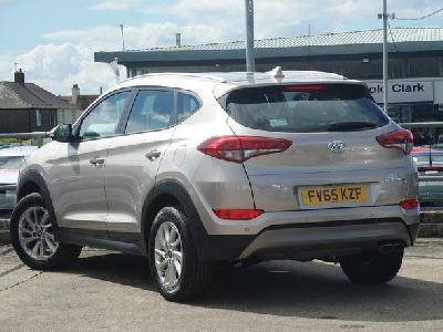 Hyundai Tucson 1995KW for sale Arnold Clark Ford (Ayr)