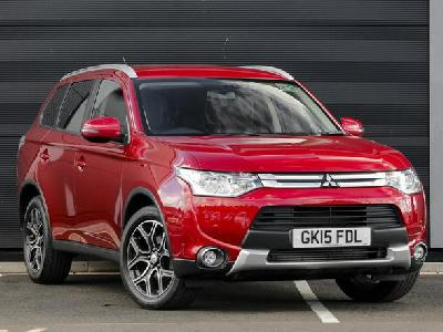 Mitsubishi Outlander 2268KW for sale Harry Fairbairn BMW (Kirkcaldy)