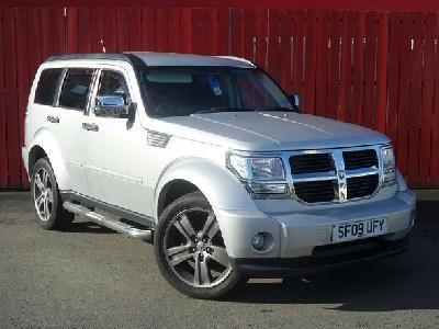 Used Cars-Dodge-Nitro