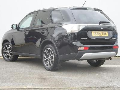 Mitsubishi Outlander 2268KW for sale Arnold Clark Peugeot (Inverness)