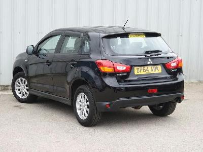 Mitsubishi Asx 1590KW for sale Arnold Clark Ford (Peterhead)
