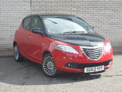 Chrysler Ypsilon 1242KW for sale Arnold Clark Fiat (Kirkcaldy)