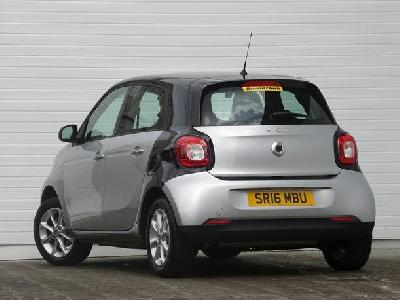 Smart Fortwo 999KW for sale Arnold Clark Motorstore (Edinburgh)