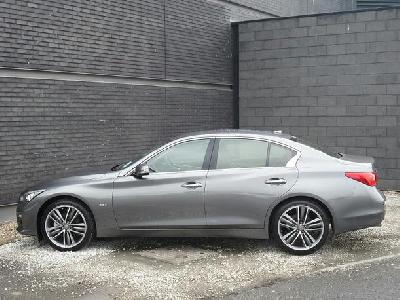 Infiniti Q50 2100KW for sale Arnold Clark Glasgow London Road Motorstore