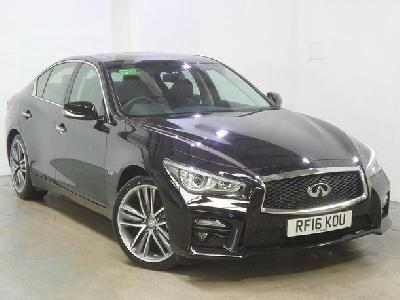 Infiniti Q50 2100KW for sale Arnold Clark Fiat / Motorstore / Abarth (Edinburgh)