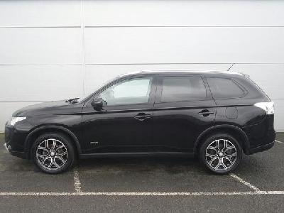 Mitsubishi Outlander 2268KW for sale Arnold Clark Ford (Greenock)