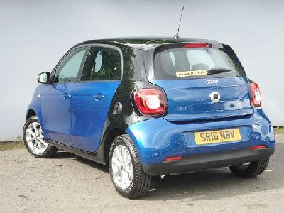 Smart Fortwo 999KW for sale Arnold Clark Motorstore (East Kilbride)