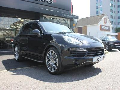 Porsche Cayenne 3000KW for sale Shaks Specialist Cars Ltd