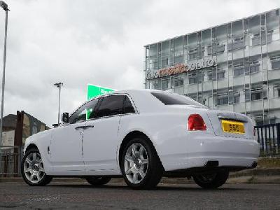 Rolls Royce Ghost 6600KW for sale Shaks Specialist Cars Ltd