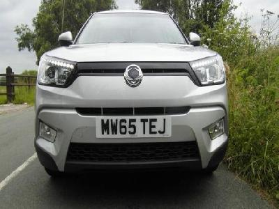 Ssangyong Tivoli 1600KW for sale Ashbank Garage Ltd