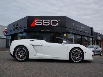 Lamborghini Gallardo 5000KW for sale Shaks Specialist Cars Ltd