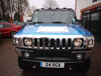 Hummer H2 6000KW for sale Cowley Motor Company