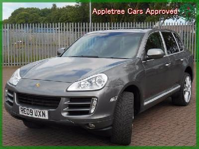 Porsche Cayenne 3000KW for sale Appletree Cars Ltd