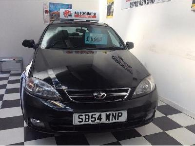 Daewoo Lacetti 1799KW for sale Cheadle Car Sales