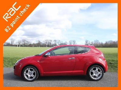 Alfa Romeo Mito 900KW for sale Mccarthy Cars